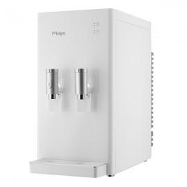 [SK매직] 나노슬림 냉온정수기 냉수2.5리터, 온수1.65리터 WPUB200CREWH