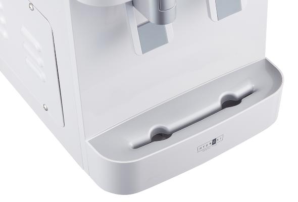 [현대렌탈] 큐밍냉온정수기 화이트/레드와인 HD-100